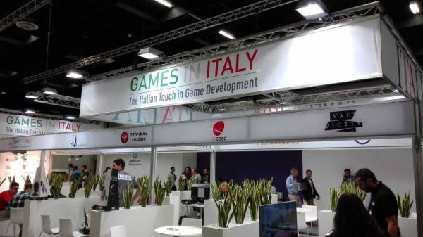 Gamescom italiani